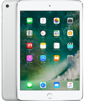 Планшет Apple iPad mini 4 128Gb Wi-Fi + Cellular Silver (Серебристый)