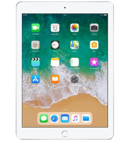 Планшет iPad (2018) 128GB Wi-Fi Silver (Серебристый)