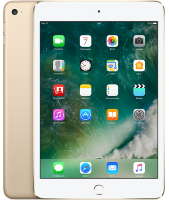 Планшет Apple iPad mini 4 128Gb Wi-Fi + Cellular Gold (Золотистый)